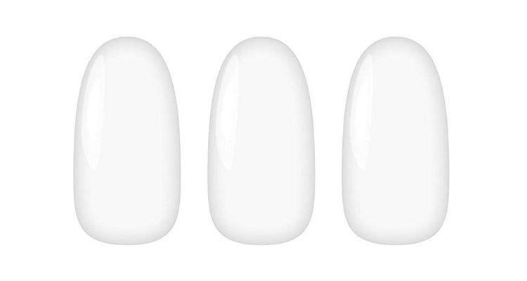 esmaltes permanentes blancos